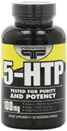 Primaforce, 5-HTP Weight Loss Capsules, 120 Count