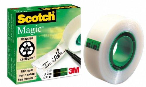 3M Scotch Magic 810 19 mm x 33 mm, 1 pz