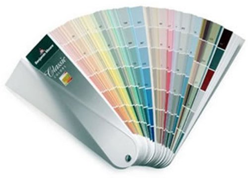 Benjamin Moore Classic Colors Fan Deck (Benjamin Moore Paints compare prices)