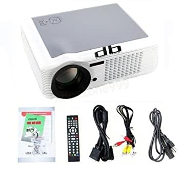 HD Home Theater Multimedia LCD Projector HDMI USB