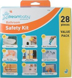 Dream Baby Bathroom Safety Value Pack