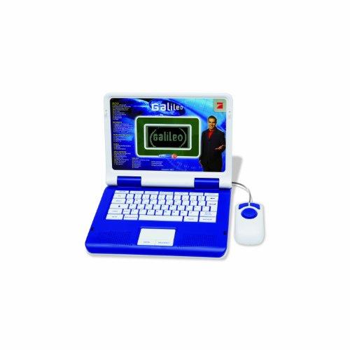 Clementoni 69877.6 - Galileo - Lernspiel-Computer