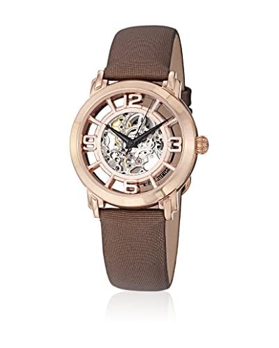 Stuhrling Original Reloj automático Woman 156.124T14 Marrón 36.0 mm