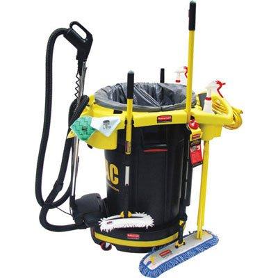 Rubbermaid Vacuum Parts front-482969
