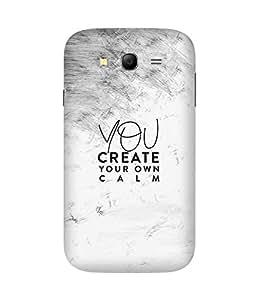 Create Calm Samsung Galaxy Grand 3 Case