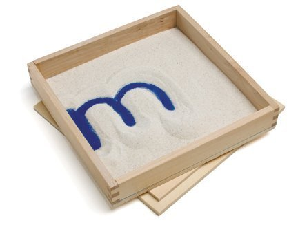 Letter & Drawing Sand Tray