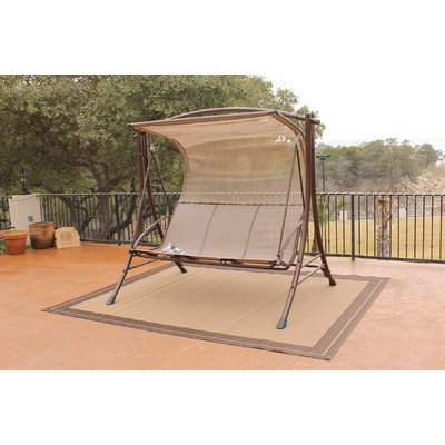 STC Boca Glider Outdoor Swing photo