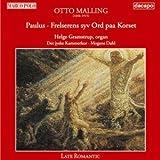 echange, troc  - Malling: Organ Music: Paulus -