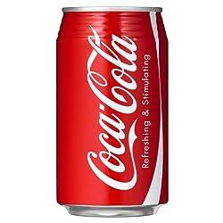 (お徳用ボックス)コカ・コーラ350ml缶 x 24本
