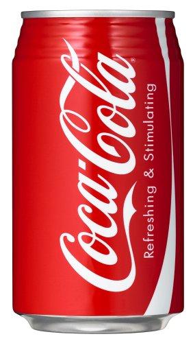 (お徳用ボックス) コカ・コーラ 350ml缶 x 24本