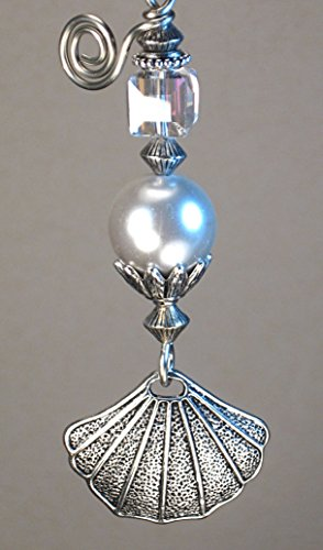 smooth-silvery-pearl-and-sea-shell-with-facet-cut-crystal-light-or-ceiling-fan-pull-chain