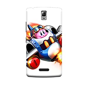 CaseLite Premium Printed Mobile Back Case Cover With Full protection For Lenovo A2010 (Designer Case)