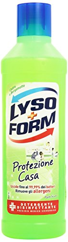 LysoForm - Protezione Casa, Detergente Disinfettante , 1 l