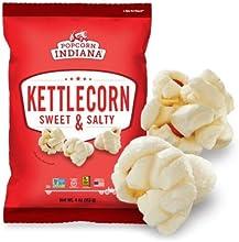 Popcorn Indiana Gourmet Original Popcorn Kettlecorn Popped 485oz Bags
