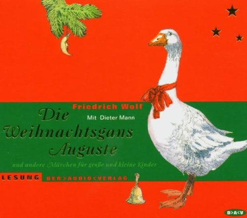 die weihnachtsgans auguste cd covers. Black Bedroom Furniture Sets. Home Design Ideas