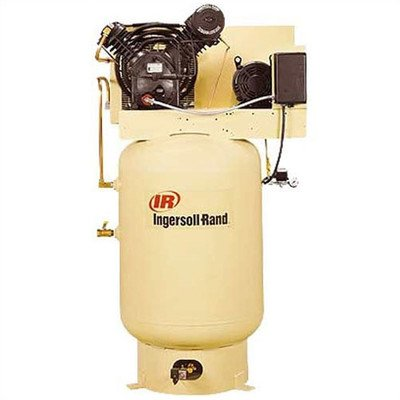 Fully Packaged 120 Gallon Type-30 Reciprocating Air Compressor - 175 Psi, 35 Cfm, 10 Hp
