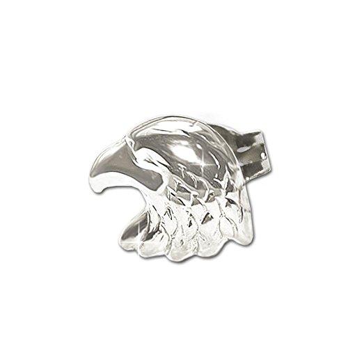 clever-jewellery-silver-single-adler-as-adlerkopf-stud-earrings-shiny-925-silver