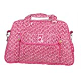 Tuc Tuc Pink Print Kids Travel Bag. Baby Diaper Bag. Natural Berries Collection.