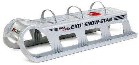 EKO-Snow-Star-120-Luge-Argent-120-x-35-x-37