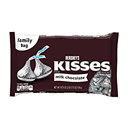 KISSES Chocolates (19.75-Ounce Bags, Pack of 3)