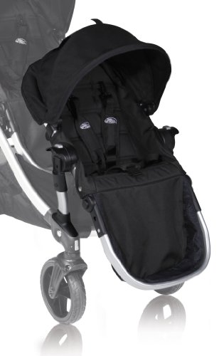 Baby Jogger City Select Second Seat Kit, Onyx front-501317