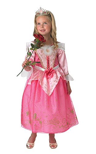 Anniversario Sleeping Beauty - Disney per bambini Costume - Small - 104 centimetri