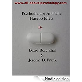 Psychotherapy And The Placebo Effect