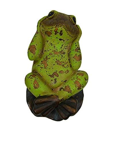 Fantastic Craft Hear No Evil Frog, Green