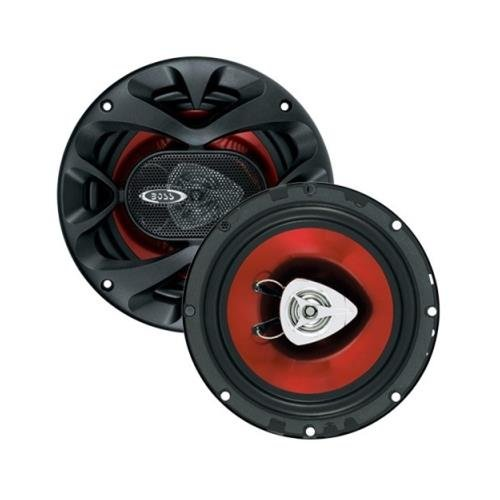 Pair Boss Ch6500 6.5 2 Way 200w Car Audio Speakers 200 Watt 6 1/2