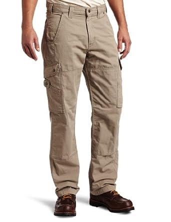 Carhartt Men's Cotton Ripstop Pant B342, Desert, 30x30