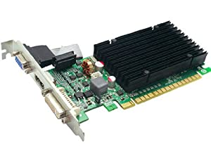 EVGA GeForce 210 Passive 512 MB DDR3 PCI Express 2.0 DVI/HDMI/VGA Graphics Card, 512-P3-1311-KR