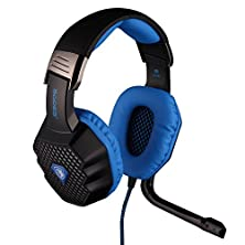 buy Sades A70 Breathing Led Lights 7.1 Usb Surround Sound Stereo Hifi Driver Professional Pc Gaming Headset Deep Bass Over-Ear Noise Cancelling Headphones With Microphone Volume Controller For Pc Laptop