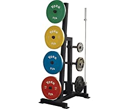 York Barbell 69142 Single Sided Weight Tree