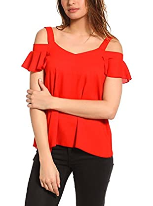 FRENCH CODE Top Alabine (Rojo)