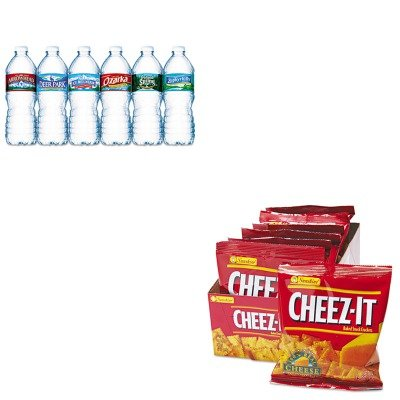 kitkeb12233nle101243plt-value-kit-nestle-bottled-spring-water-nle101243plt-and-kelloggs-cheez-it-cra
