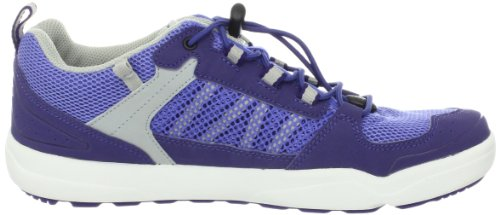 thumbnails of ECCO Women's Agua Sport Oxford,Indigo/Baja Blue,42 EU/11-11.5 M US