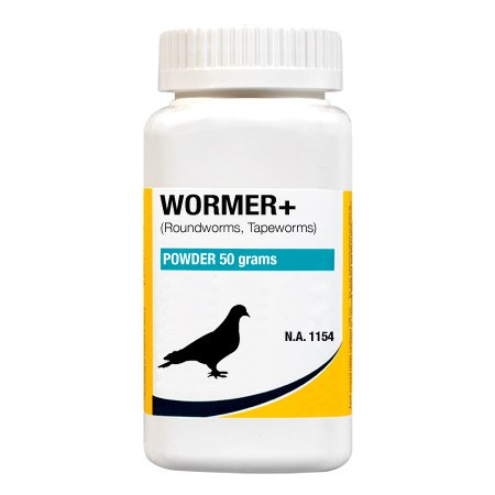 Cheap Wormer+ Worms Treatment for Birds & Pigeons (B0071M8Y5I)