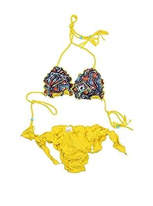 4giveness Bikini (Amarillo / Multicolor)