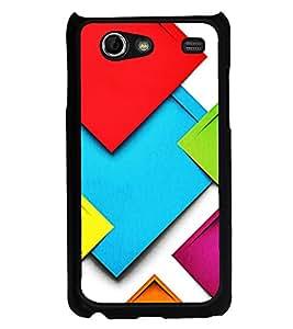 Printvisa Ultra Colourful Pattern 2D Hard Polycarbonate Designer Back Case Cover for Samsung ...