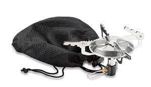 Gelert Titan Backpack Stove - Black