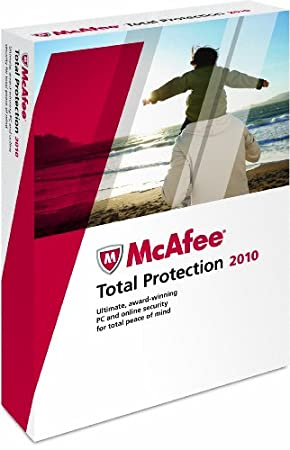 McAfee Total Protection 2010