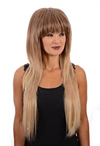 Hair By MissTresses Long Ombre Straight Hair Extensions