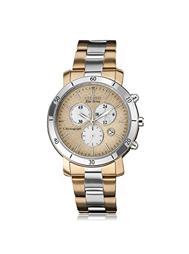 Citizen Women's FB1346-55Q Two Tone/Rose Gold Stainless Steel Watch