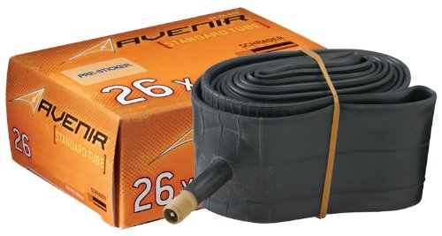 Avenir Long Schrader 48mm Valve Tube (26 X 1.9-2.125)