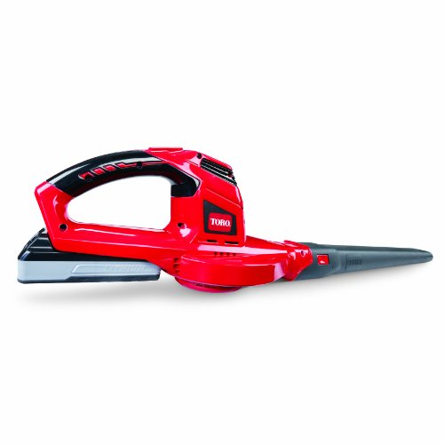 Toro 51702 Cordless 24-Volt Leaf Blower, 120 mph, 2-Speed (Leaf Bag For Toro Blower compare prices)