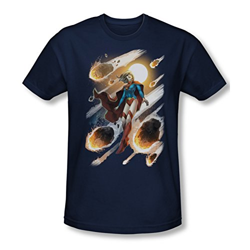 Supergirl 52 Super Girl Slim Fit T-Shirt