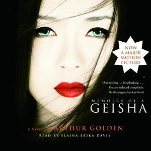 Memoirs of a Geisha Audiobook