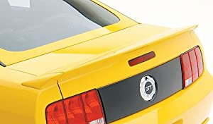 3dCarbon 2005-2009 Mustang 3 Piece Ducktail Spoiler (painted: Brilliant Silver - XW)