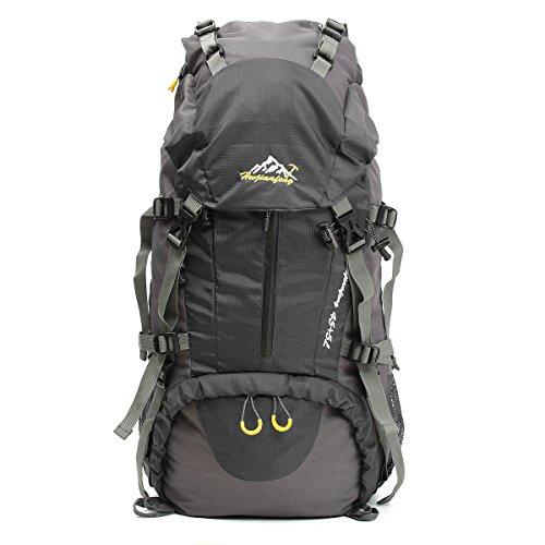 outerdo-trekking-zaino-impermeabile-per-piazzole-allaperto-con-parapioggia-50-l-nero