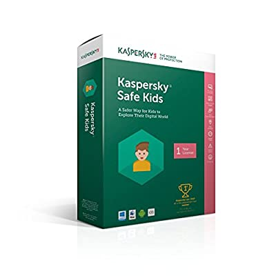 Kaspersky Safe Kids 2017 | 1 Device | 1 Year | Download